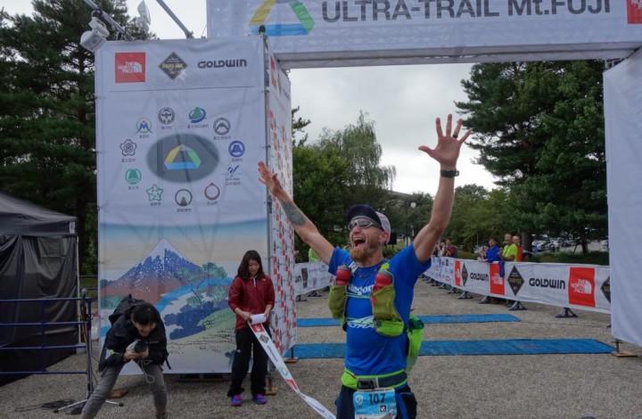 Psyched to grab the last podium spot. Photo Meghan Hicks/iRunFar